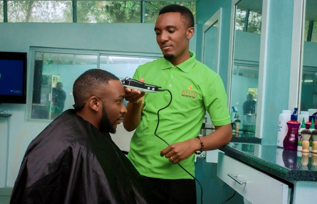 Mens Barbershop